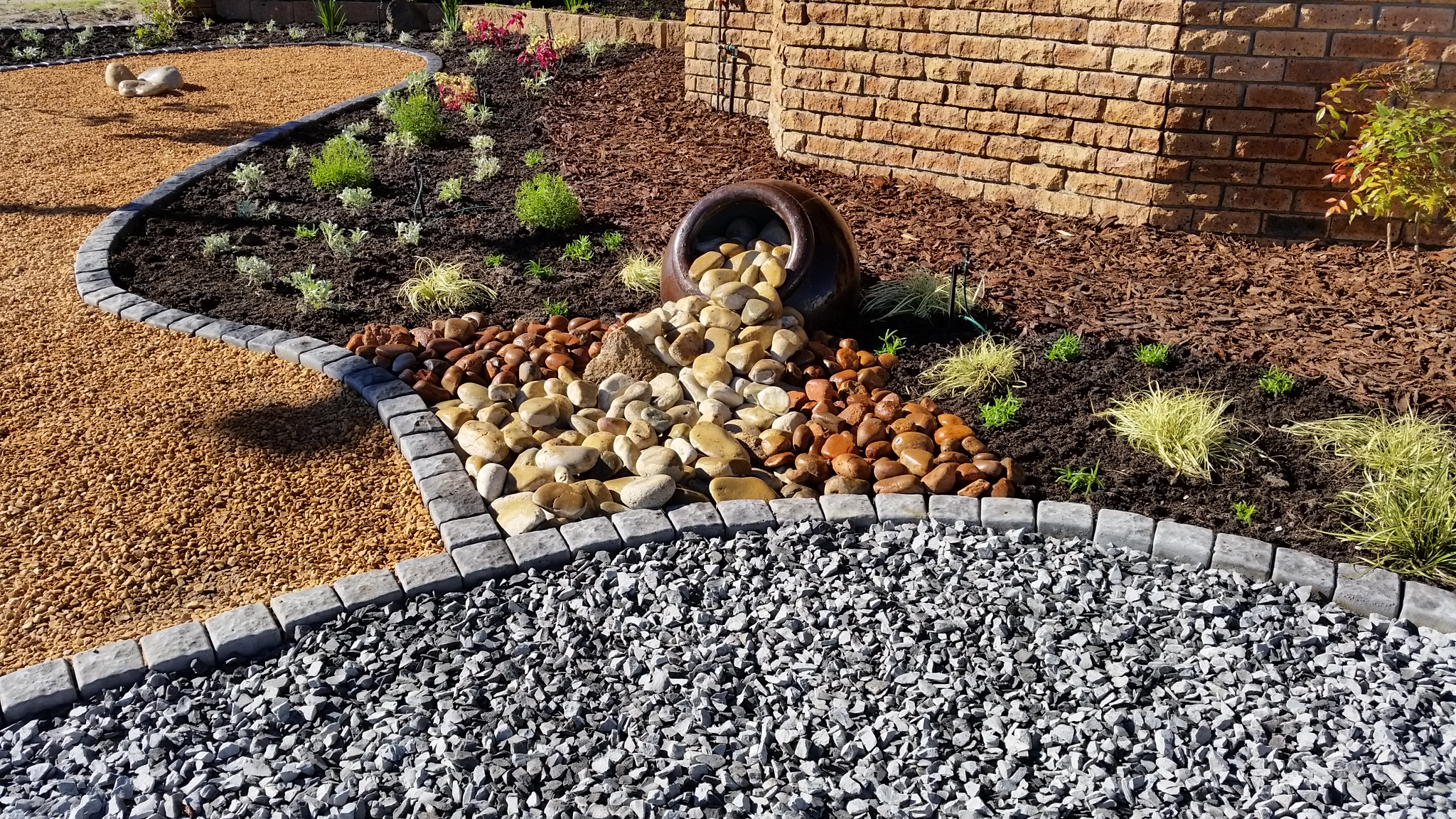Garden Landscaping Services | SECURE IRRIGATION AND LANDSCAPING